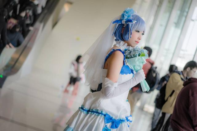Cosplay culture circle