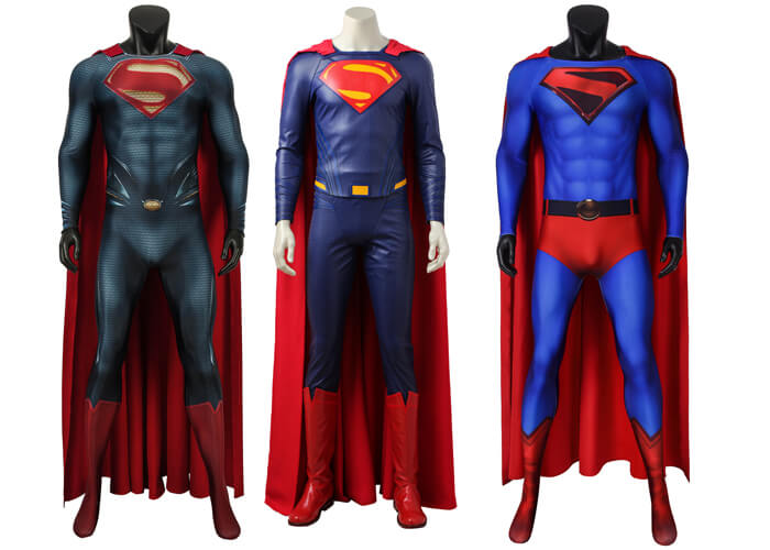 Superman Cosplay Guide